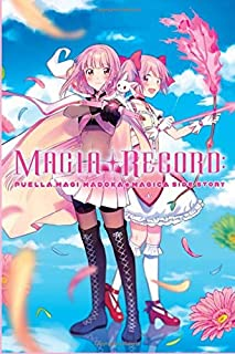 Magia Record Puella Magi Madoka Magica Side Story: Gift Notebook For Series Fans To Write On - Lined Notebook - Perfect Gi...