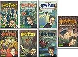Harry Potter-Schuber. 7 B?nde by Rowling, Joanne K. (2013) Paperback