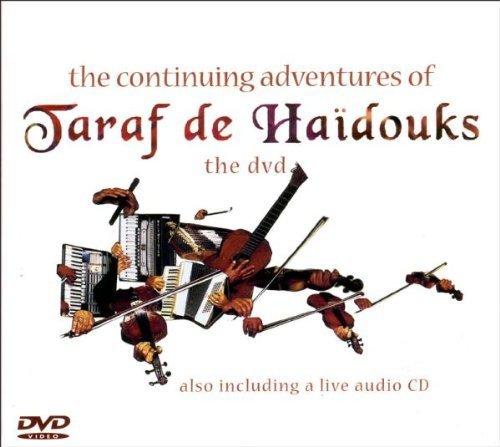 Continuing Adventures of Taraf de Haidouks by Taraf de Ha?¯douks (2007) Audio CD