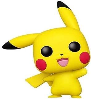 Funko Pop! Pokemon - Pikachu (Waving), Multicolor (43263)
