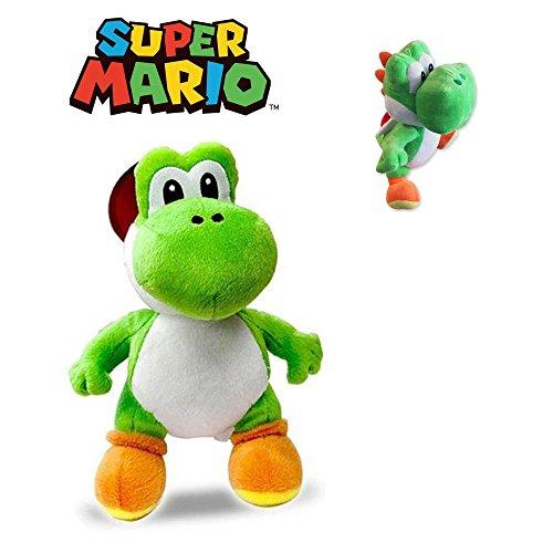 Super Mario Bros - Peluche Yoshi 30 Cm Calidad Super soft de