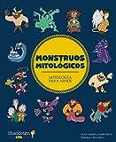 Monstruos mitológicos: 4 (Mitología para niños)