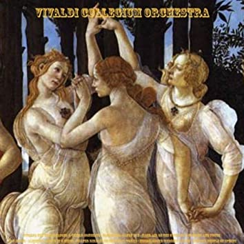 Vivaldi: The Four Seasons & Guitar Concerto - Pachelbel: Canon in D - Bach: Air On the G String & Toccata and Fugue in D Minor - Albinoni: Adagio in G Minor - Walter Rinaldi: Orchestral Works - Mendelssohn: Wedding March - Sinding: Rustle of Spring