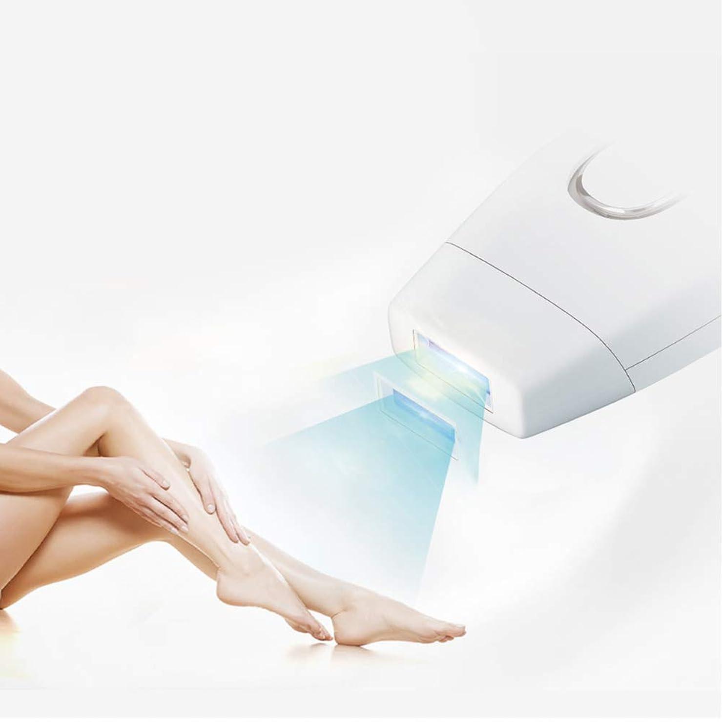 紀元前令状残り物YBT レーザー脱毛器 脱毛器 光美容器 ボディ/フェイス用 IPL技術 10万発照射 永久脱毛 5段階 お肌に優しい 安全便利 敏感肌にも対応 カートリッジ交換可 家庭用