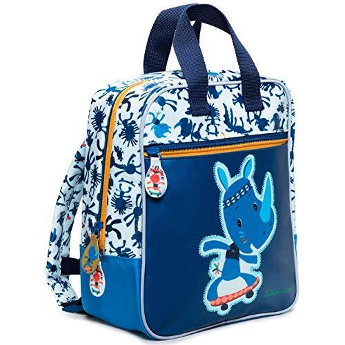 Lilliputiens 84412 Rucksack für Kinder, Kinderrucksack Design
