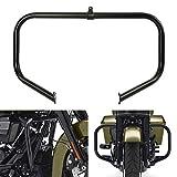 XMT-MOTO Engine Guard Highway Crash Bar fits for 2009-2021 Harley Touring and Trike models Road Glide FLTRX Electra Glide FLHT Road King FLHR Street Glide FLHX