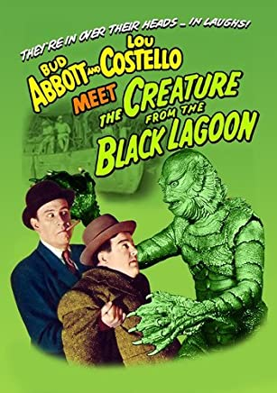 Bud Abbott & Lou Costello Meet the Creature From the Black Lagoon - This is not a full length movie