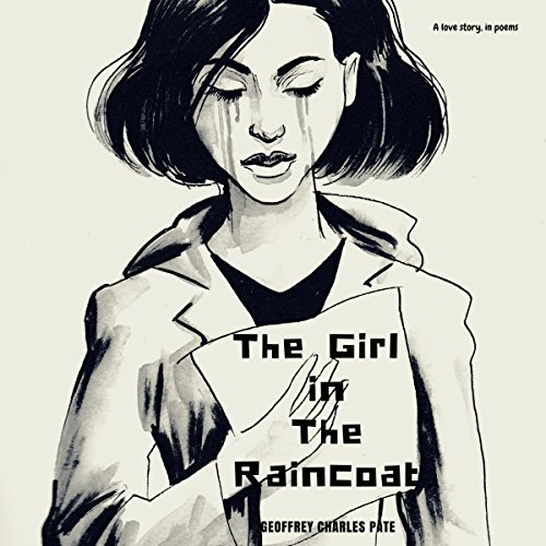 The Girl in the Raincoat audiobook cover art