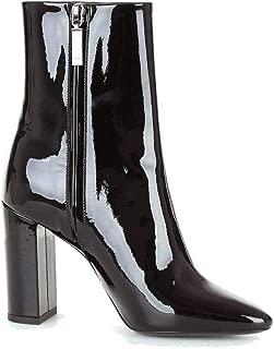 SAINT LAURENT Luxury Fashion Womens 5274180NPVV1000 Black Ankle Boots | Season Outlet