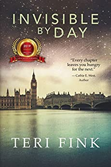 Invisible by Day by [Teri Fink, Lane Diamond, Kimberly Goebel]