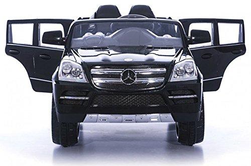 RC Kinderauto kaufen Kinderauto Bild 1: crooza Mercedes-Benz SUV GL450 GL 450 Jeep 12V Kinderauto Kinderfahrzeug Kinder Elektroauto (Schwarz)*
