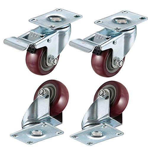 Bayite Caster Wheels