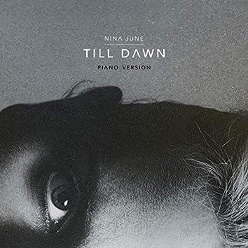 Till Dawn (Piano Version)
