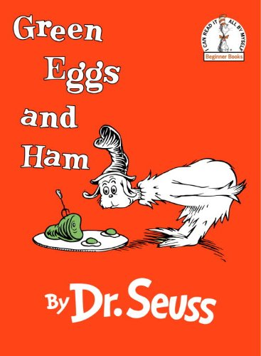 Green Eggs And Ham (Turtleback School & Library Binding Edition) (I Can Read It All by Myself Beginner Books (Pb))