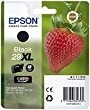 CARTUCCIA ORIGINALE EPSON T2991 FRAGOLA BK NERO XL ORIGINALE