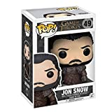 Lotoy Funko Pop Television : Game of Thrones - Jon Snow Collectible Figure #49 Model...