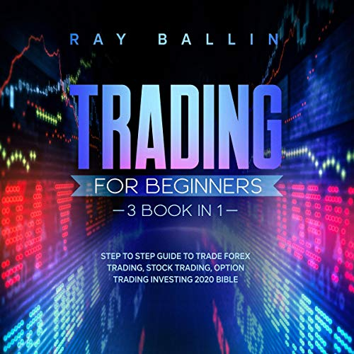 Trading for Beginners 3 Book in 1 cover art