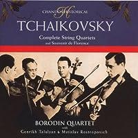 Complete String Quartets / Souvenir De Florence (2001-01-23)