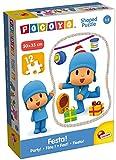 Lisciani Giochi 65974.0–Pocoyo Puzzle Recorte–Festa
