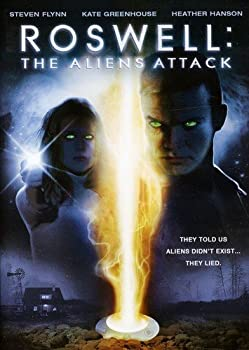 ROSWELL - THE ALIENS ATTACK