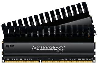 Ballistix Elite BLE2CP8G3D1869DE1TX0CEU 16GB Kit (8GB x 2) DDR3 1866 MT/s (PC3-14900) UDIMM w/XMP/TS 240-Pin (B008EMAMYA) | Amazon price tracker / tracking, Amazon price history charts, Amazon price watches, Amazon price drop alerts