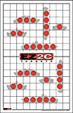 EZ2C Targets Style 22 - Sink The Boats! Shooting Range Fun Game (25 Pack)
