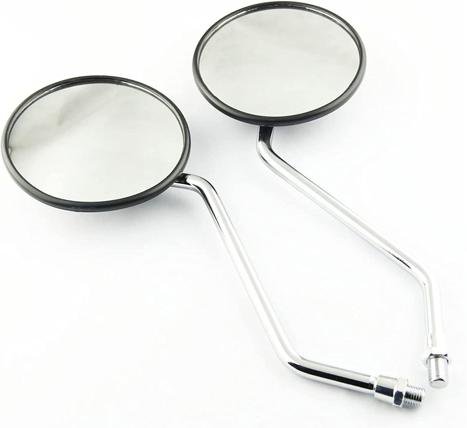 Over item handling QWERASD Motorcycle Rearview A Ranking TOP18 Mirrors Mirror
