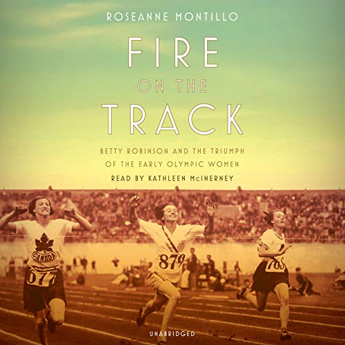 Fire on the Track audiobook cover art