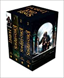 The Hobbit and The Lord of the Rings Boxed Set. Film Tie-In [Lingua inglese]