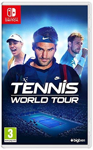 Tennis World Tour - Nintendo Switch [Edizione: Regno Unito]