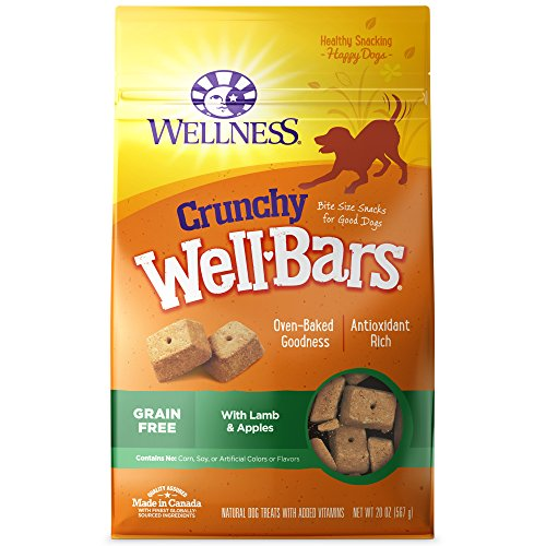 Crunchy Wellbars Dog Treats 20oz Now $5.41 (Was $9.49)