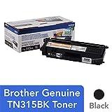 Brother TN-315BK DCP-9050 9055 9270 HL-4140 4150 4570 MFC-9460 9465 9560 9970 Toner Cartridge (Black) in Retail Packaging