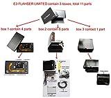 Edición de lujo E3 Flasher Limited original que incluye 11 piezas de accesorios para la herramienta de degradación de PS3
