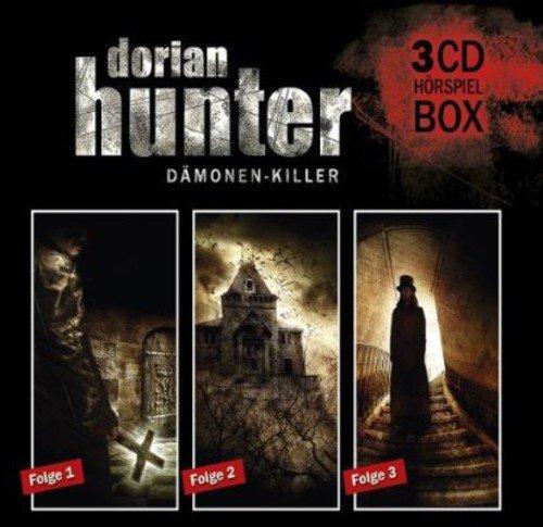 Dorian Hunter Hörspielbox-Folge 01-03