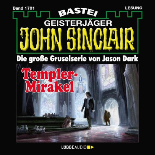 Templer-Mirakel cover art