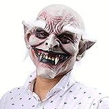 Fiesta De Disfraces De Halloween Máscara De Disfraces De Halloween N Mascarillas De La Cara 1 Unid-browed Old Demon Máscara De Horror Halloween Props Zombie Halloween Horror Diablo Mascarilla Vampire