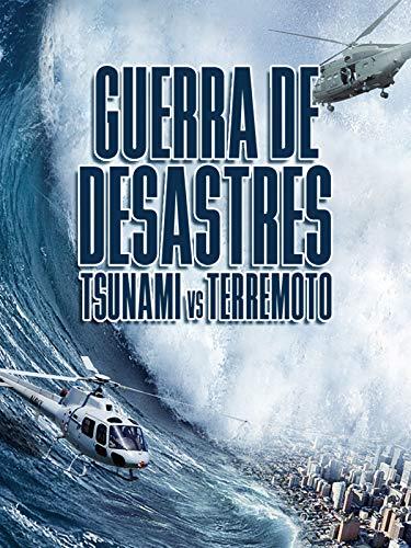 Guerra de Desastres - Tsunami x Terremoto