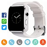 CanMixs Bluetooth Smart Watch CM03 per Android iOS iPhone Samsung Huawei Sony Sleep Tracker adulto...
