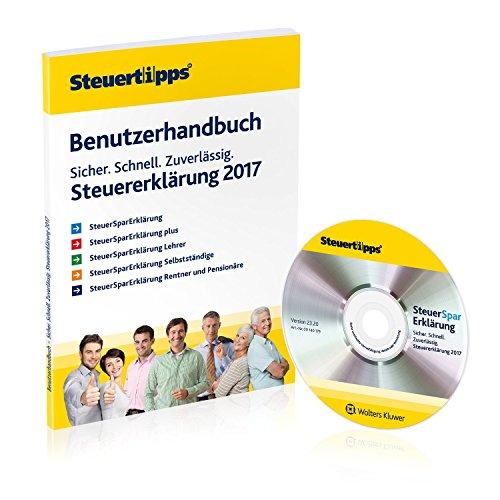Akademische Arbeitsgemeinschaft SteuerSparErklärung Plus 2018 für Steuerjahr 2017, Standardverpackung