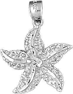 7 Étoile de Mer Bague Taille 6 8 s113 Scuba Bijoux