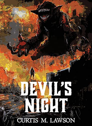 Devil's Night by [Curtis M. Lawson, Joe Morey]