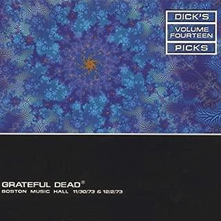 Dicks Picks Vol. 14 - Boston Music Hall 11/30/73 & 12/2/73 by Real Gone Music