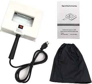 Woods Lamp Skin Analyzer Magnifying Analyzer Beauty Test Face Care Facial SPA Home Salon Machine