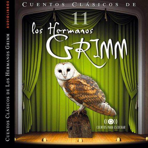Cuentos XI [Stories XI] audiobook cover art