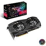 ASUS Asus ROG Strix AMD Radeon RX 5500 XT OC Edition, Scheda Video Gaming, 8 GB GDDR6, HDM...