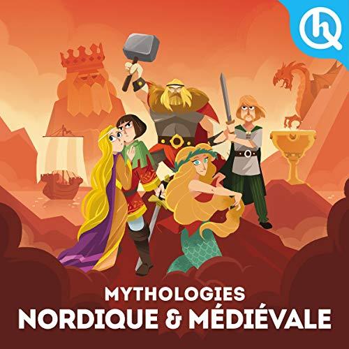 Couverture de Mythologies nordique & médiévale