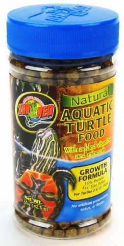 Natural Aquatic Turtle Food With Growth Formula