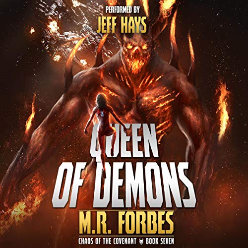 Queen of Demons cover art