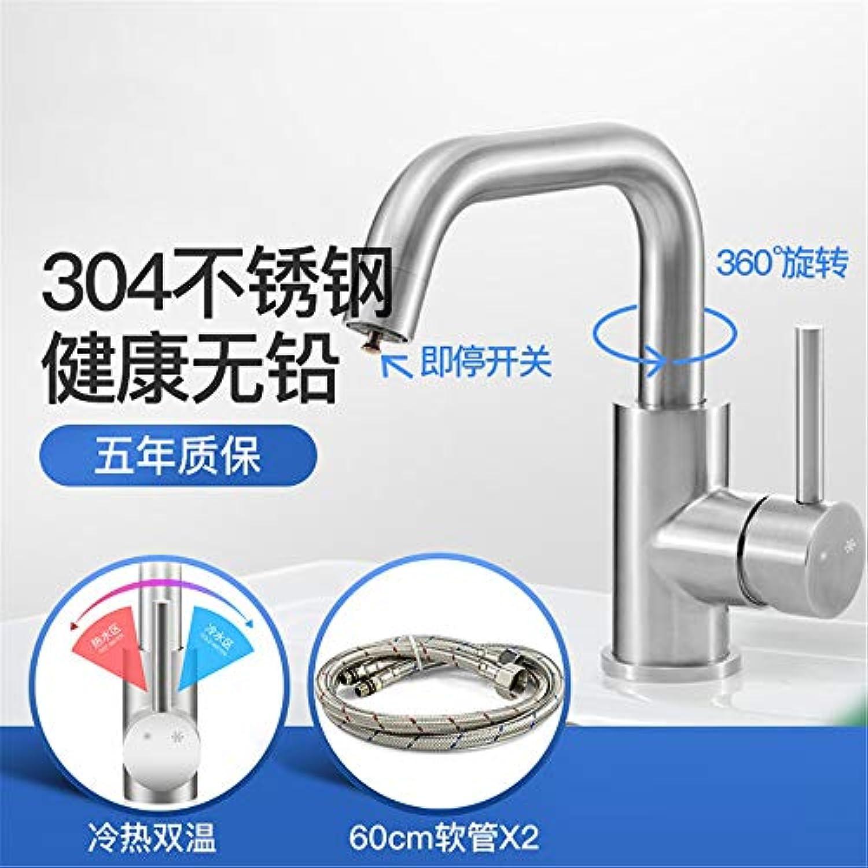 Yuanshuai2791-Faucet Kupfer-Krper-heies und kaltes Wasser-Küchen-Hahn Waschbecken-Mischbatterie