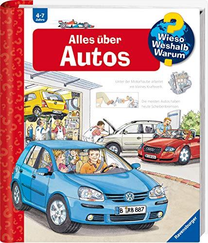 Alles über Autos (Wieso? Weshalb? Warum?, Band 28)